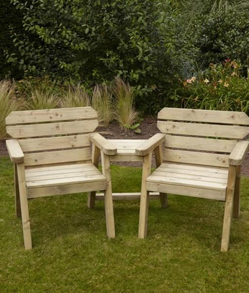 companion bench companion bench - Garden Furniture 2015 Uk