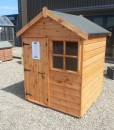little shed play house