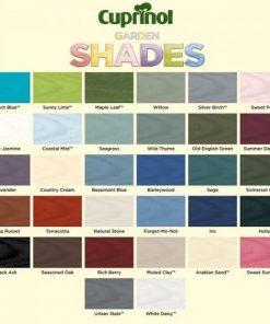 shades cuprinol 1